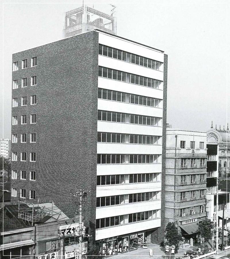 安田不動産の歴史|採用情報|安...